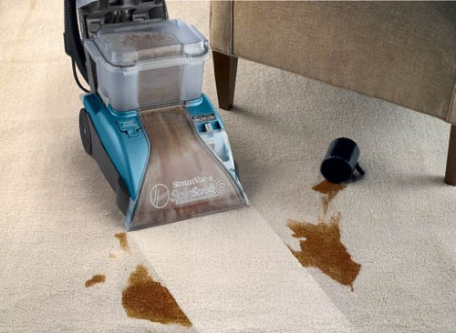 Hoover Steamvac Carpet Cleaner With Clean Surge F5914900 Review