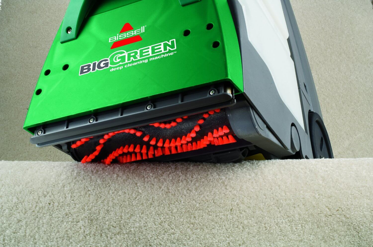 Bissell Big Green Deep Cleaning Machine 86t3 Review