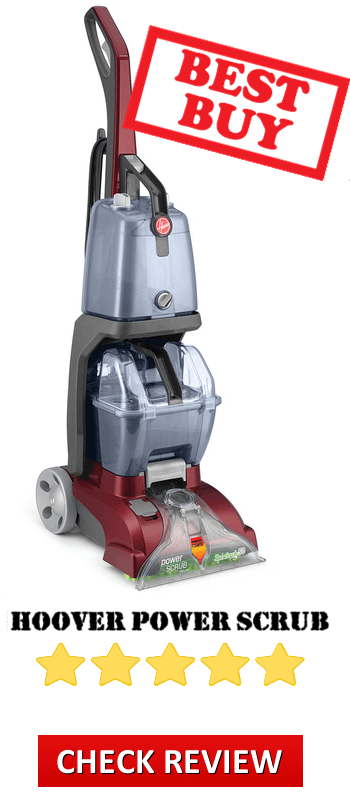 Hoover power scrub deluxe carpet washer fh50150 clean for What is the best carpet to buy